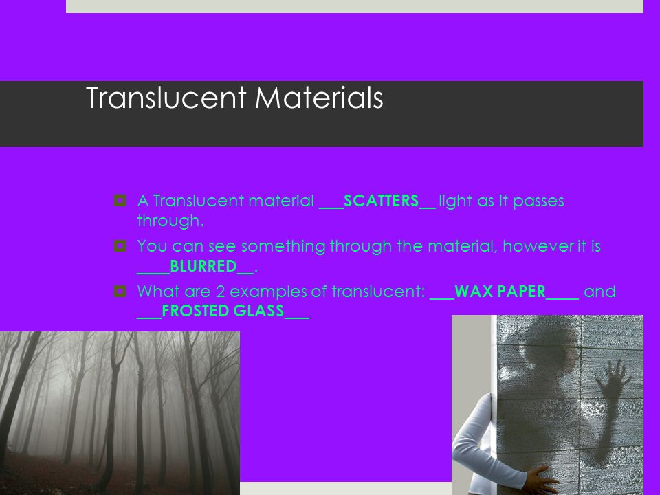 Ch 4 Sect 1 Notes Light And Color Week 8 When Light Strikes An