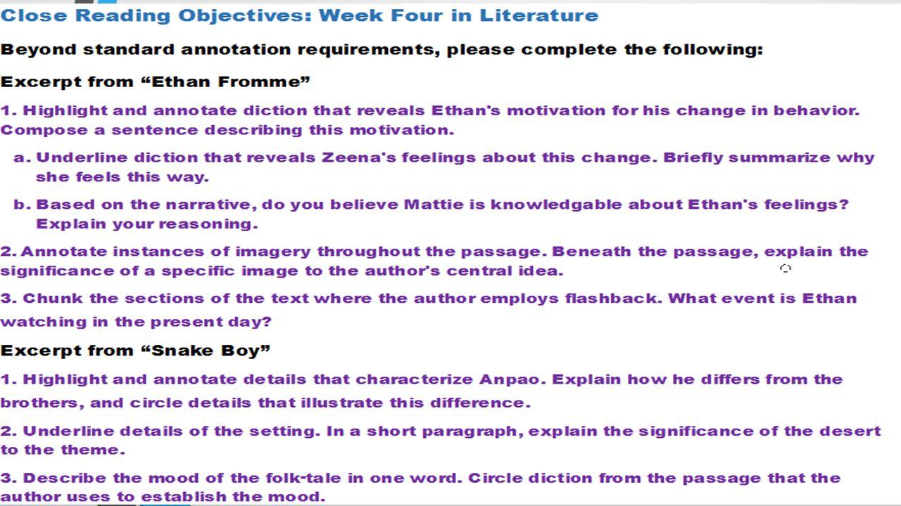 ethan paragraph