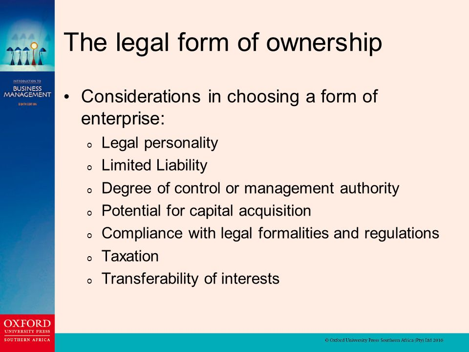 INSTRUCTOR'S MANUAL Chapter 3 ESTABLISHING A BUSINESS. - ppt download