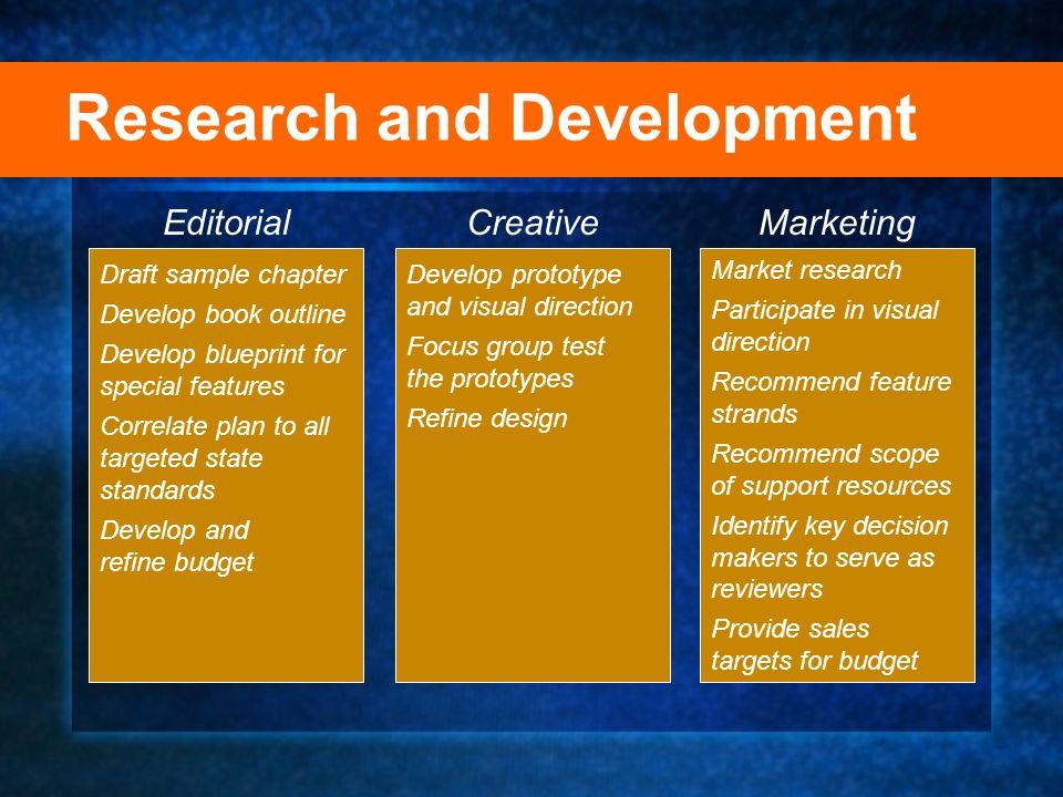 K 12 textbook development process decisiontopublish rd 10 research and development malvernweather Gallery