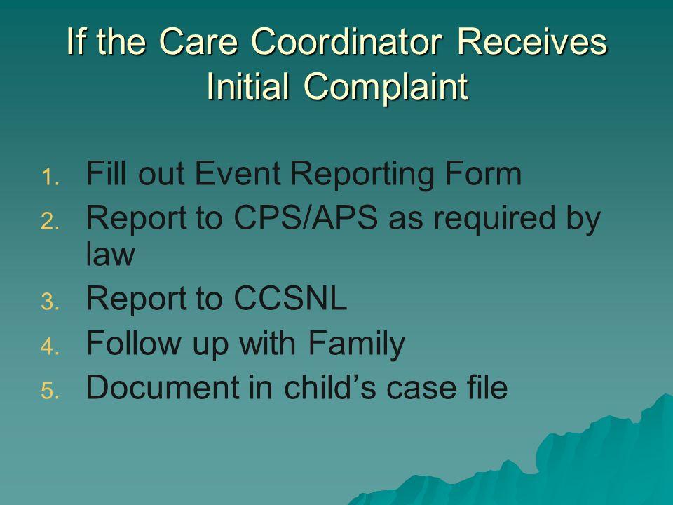 Partners for Children Quality Improvement Health & Welfare Jill ...