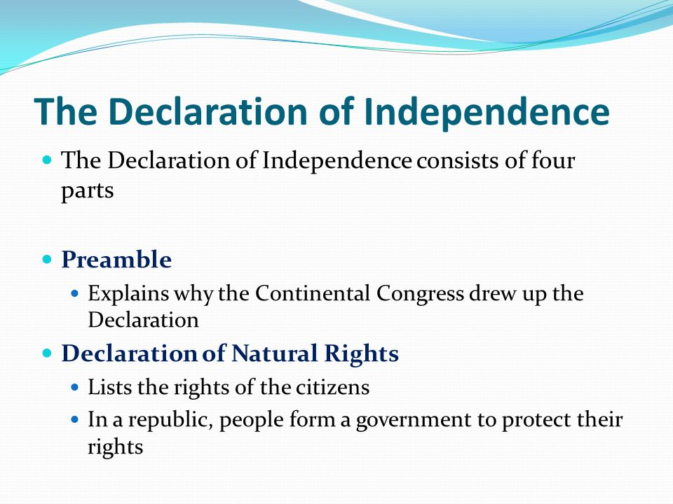 declaration of independence questions 33 questions and answers about 'declaration of independence' in our 'american revolution' category did you know these fun facts and interesting bits of information.
