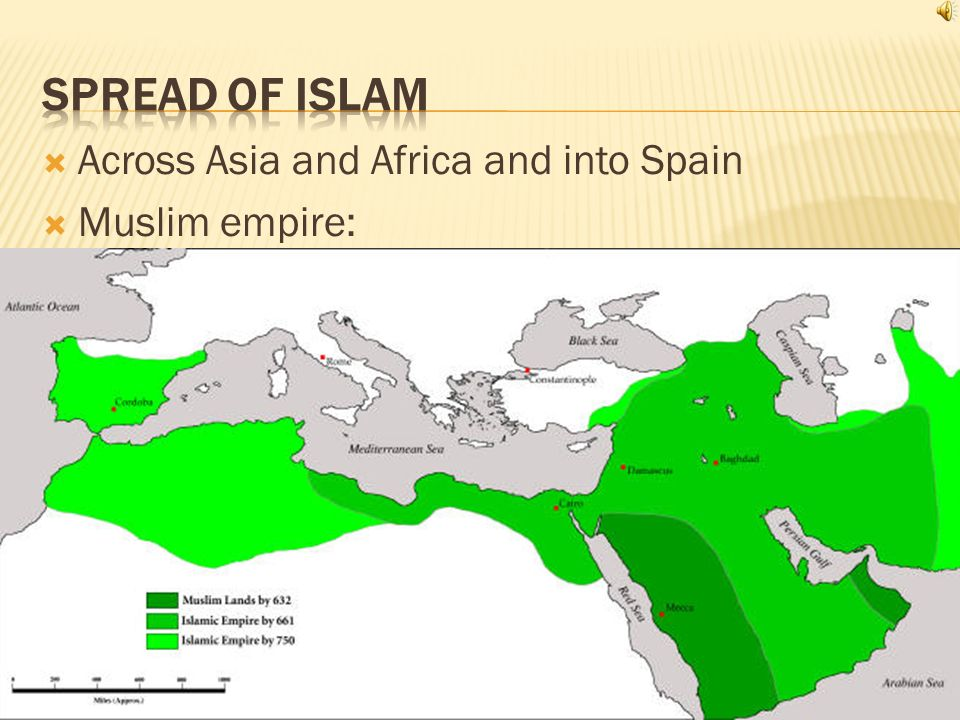  Muhammad, the Prophet  Mecca and Medina on the Arabian Peninsula