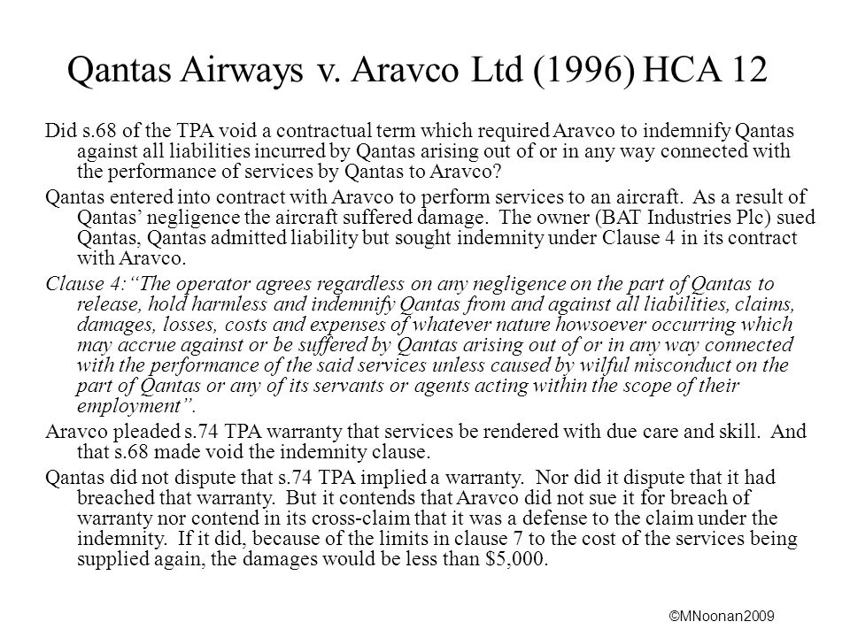 ©MNoonan2009 Qantas Airways v.