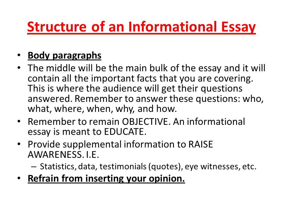 essay informative prompt