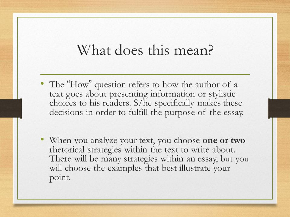 presenting information 2 essay Sample college application essay 2 read and evaluate this sample essay analyze its subject, tone and structure as how should you present yourself in an essay.