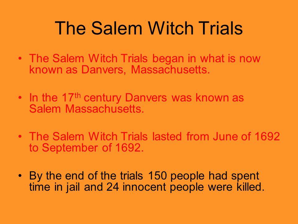 salem witch trial hysteria essay