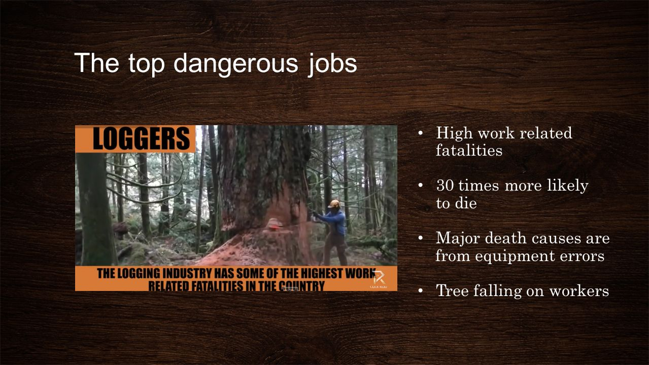 Type of people take risks?
