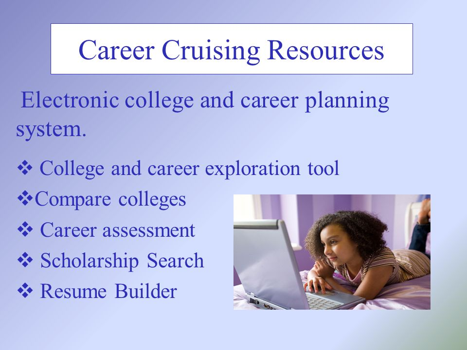 17 career cruising
