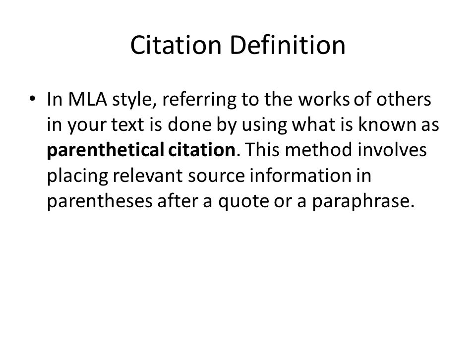 mla style definition A bibliography, by definition, is the detailed listing of the books, journals, magazines, or online sources that an author has used in researching and writing their work.