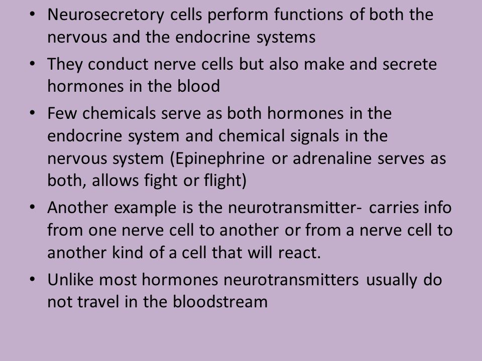 Biology Chapter 26 Hormones and the Endocrine System by Emily ...