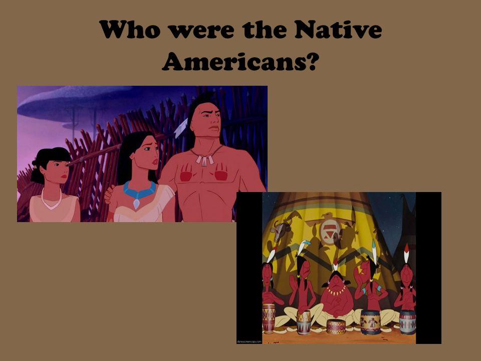 native american presentation