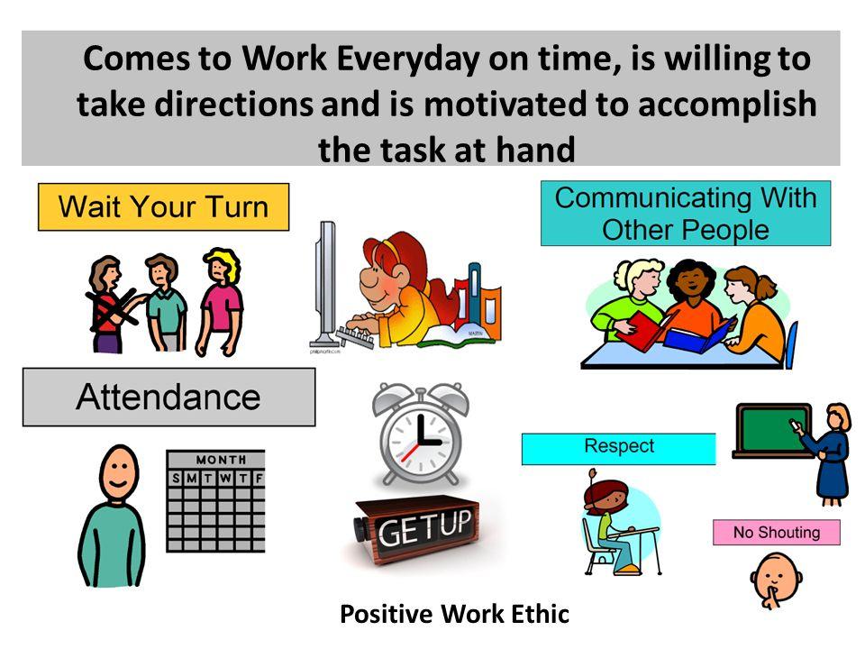 positive work skills