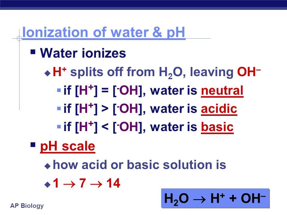 AP Biology 5.