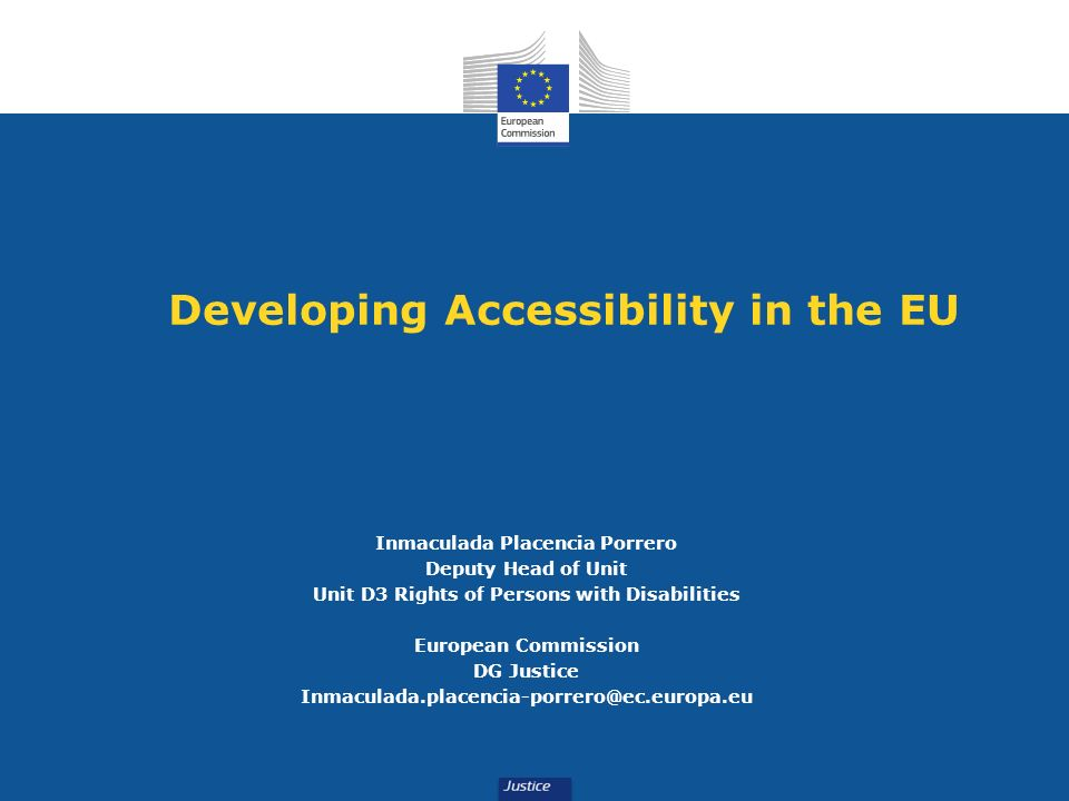 persons with reduced mobility eu