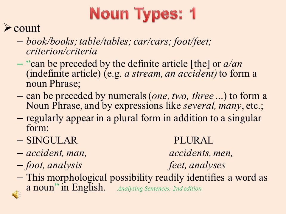 ENGLISH 5050: English Syntax and Morphology All quotations, unless ...