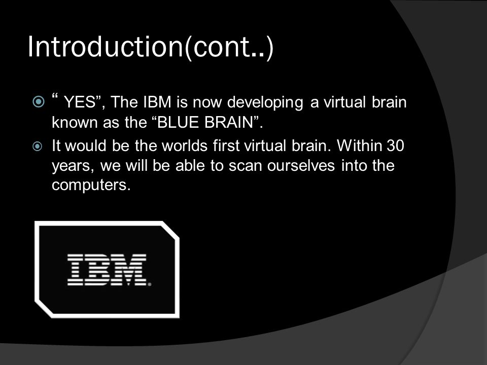 Presentation by suvil sharma 0832ec introduction what is blue 4 introductioncont ccuart Choice Image