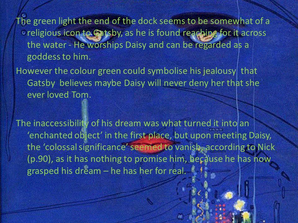 The Great Gatsby Symbolism Essay The Green Light Custom Paper