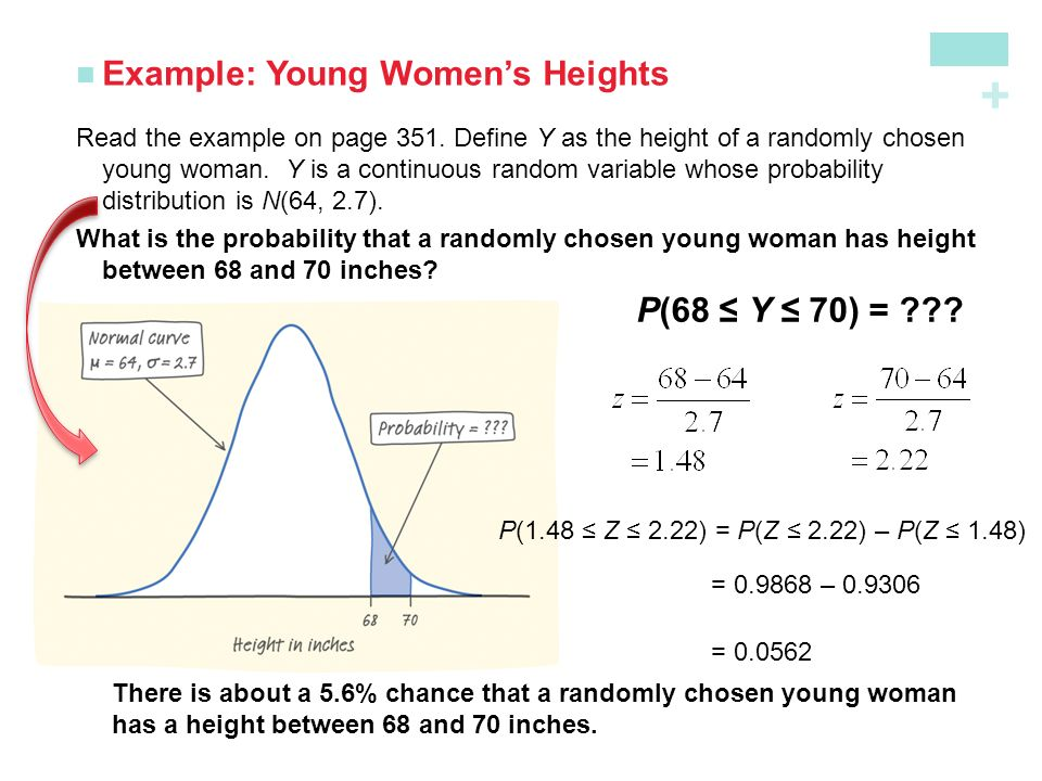 Chapter 6 Random Variables Section 61 Discrete And Continuous