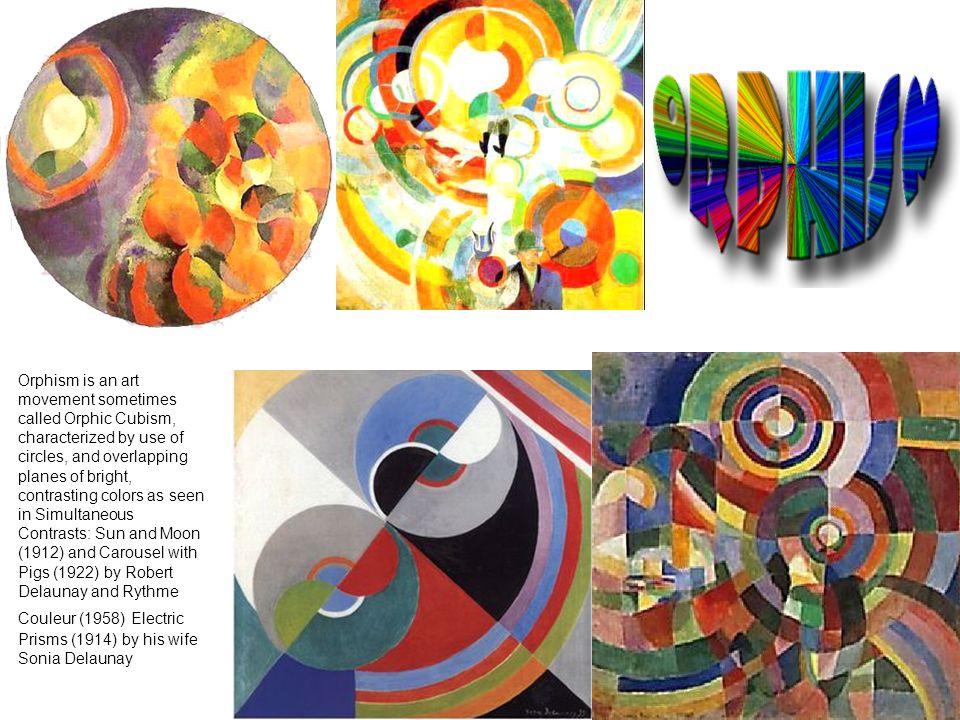 Post Impressionism Expressionism Art Nouveau Fauvism Cubism