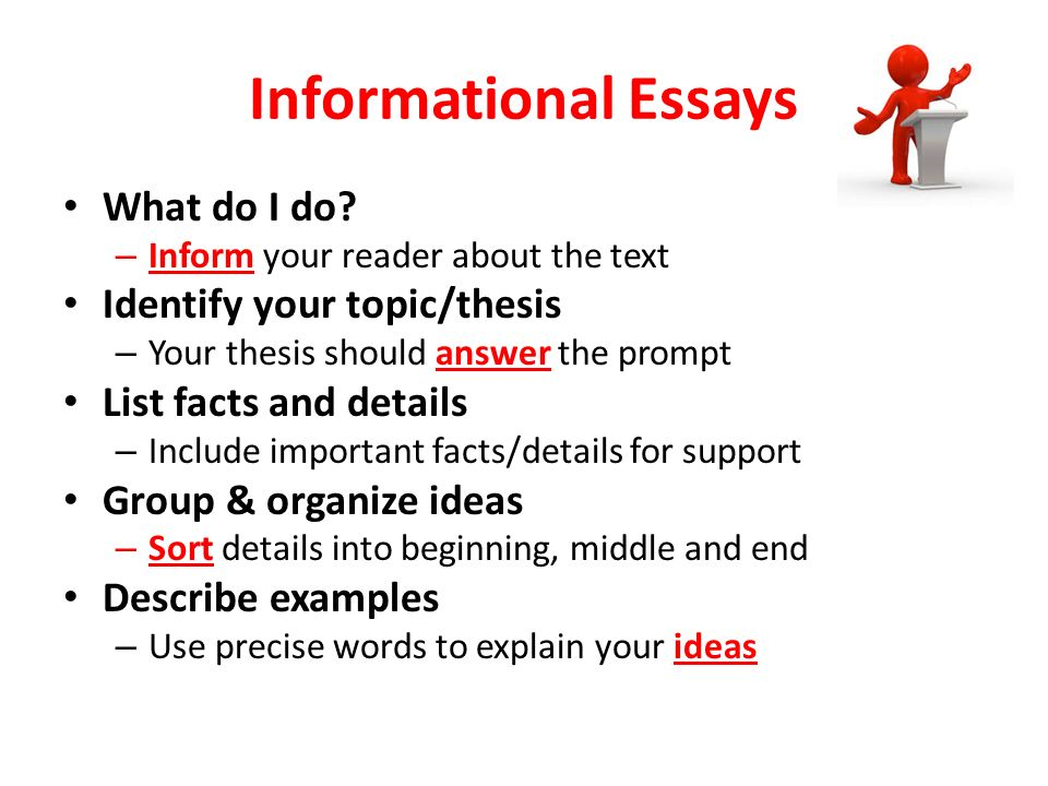 informational writing examples Sample informational interview questions what is a typical day on this job really like how did you get into this field what do you like about your job.
