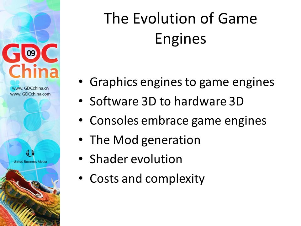 game engine software