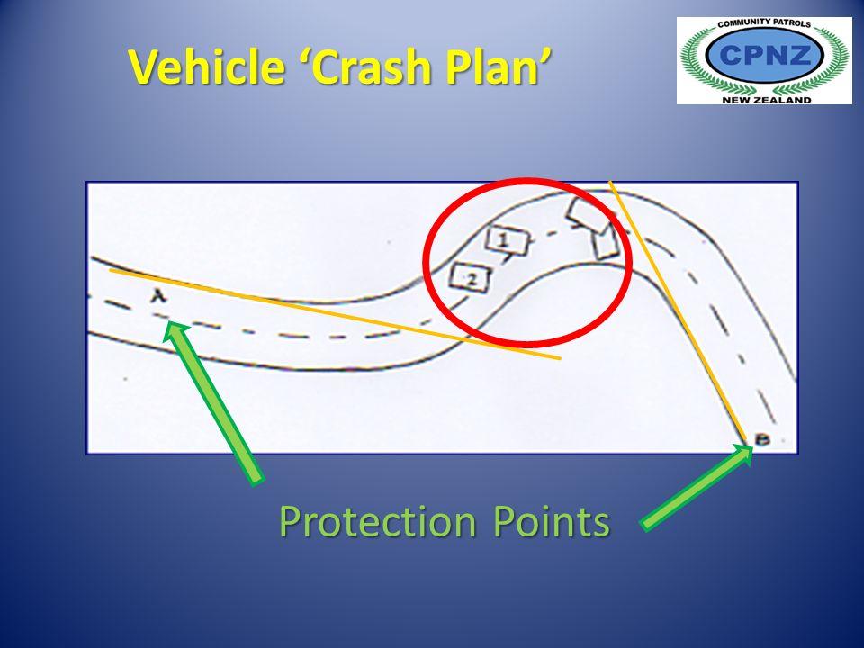 Protection Points Vehicle 'Crash Plan'