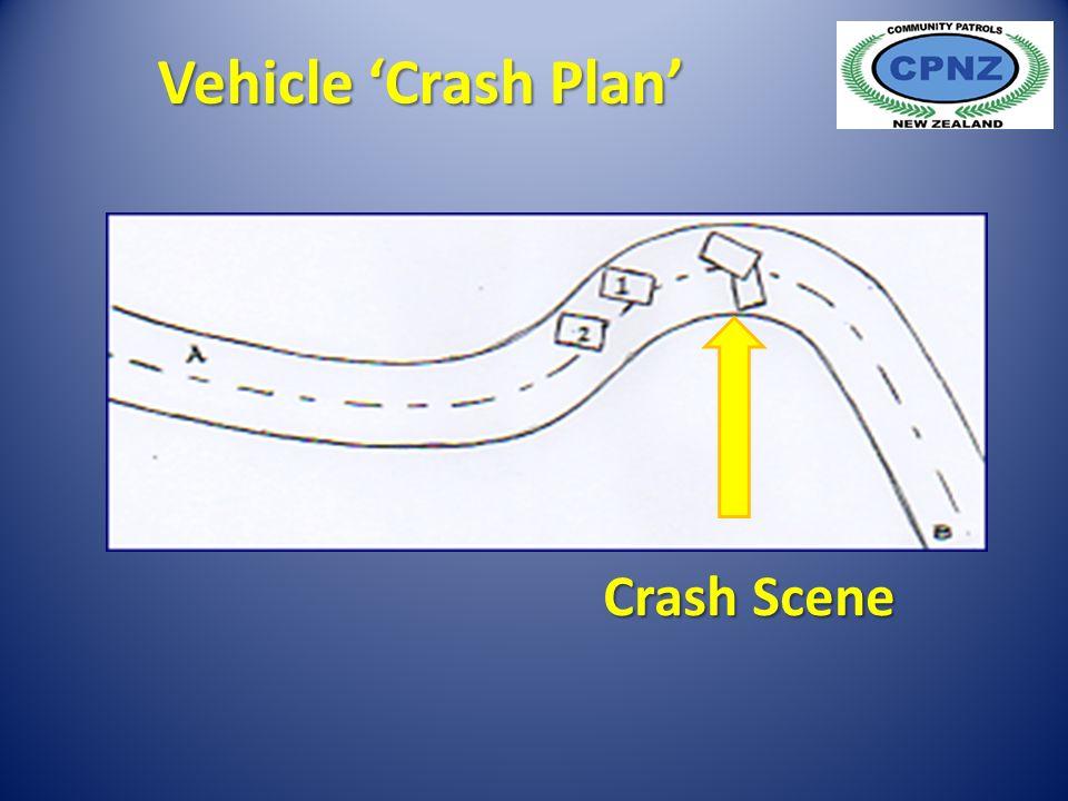 Crash Scene Vehicle 'Crash Plan'