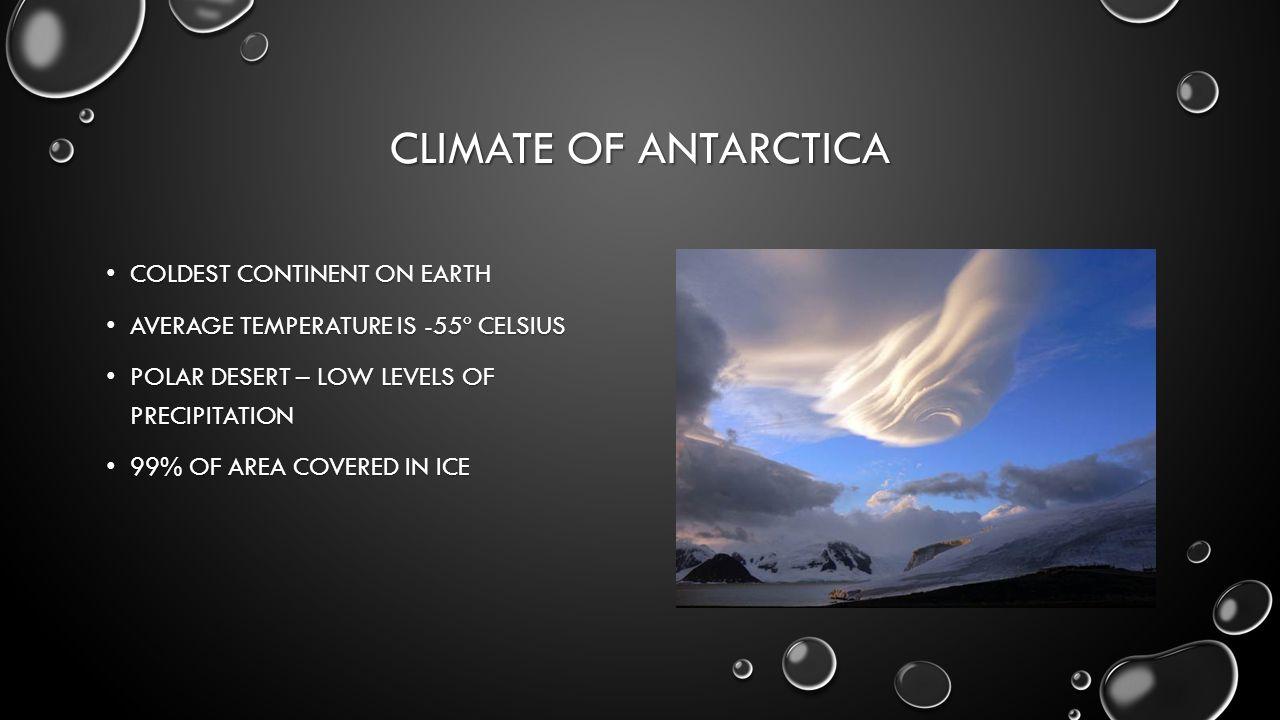 Climograph North Pole