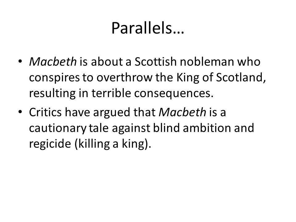 macbeth blind ambition