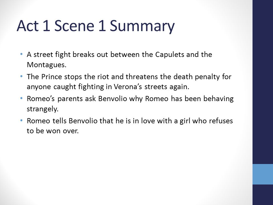 romeo and juliet questions act 1