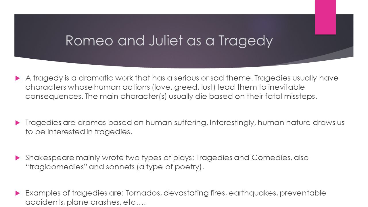 romeo and juliet a tale of How might you expand on the following statements about shakespeare's romeo and juliet romeo and juliet is a cautionary tale about the potential that human emotion has to lead people down dark and dangerous paths.