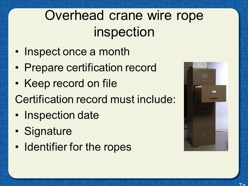 CRANE OPERATIONS SAFETY. Crane usage varies In our facility we use ...