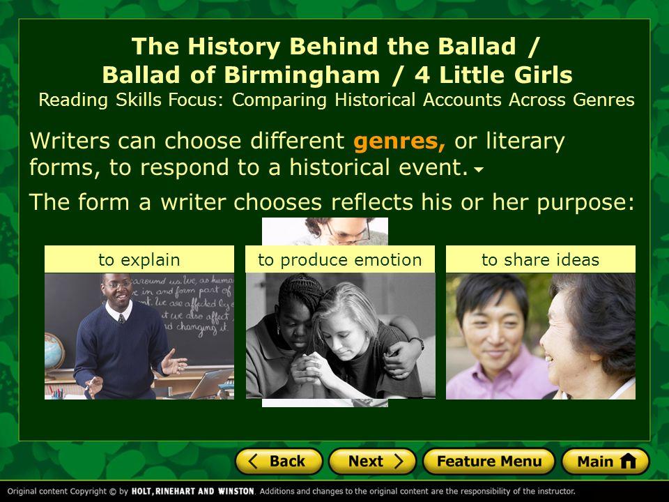 ballad of birmingham History behind the ballad of birmingham - duration: 9:02 barbara goldstein 22,225 views 9:02.