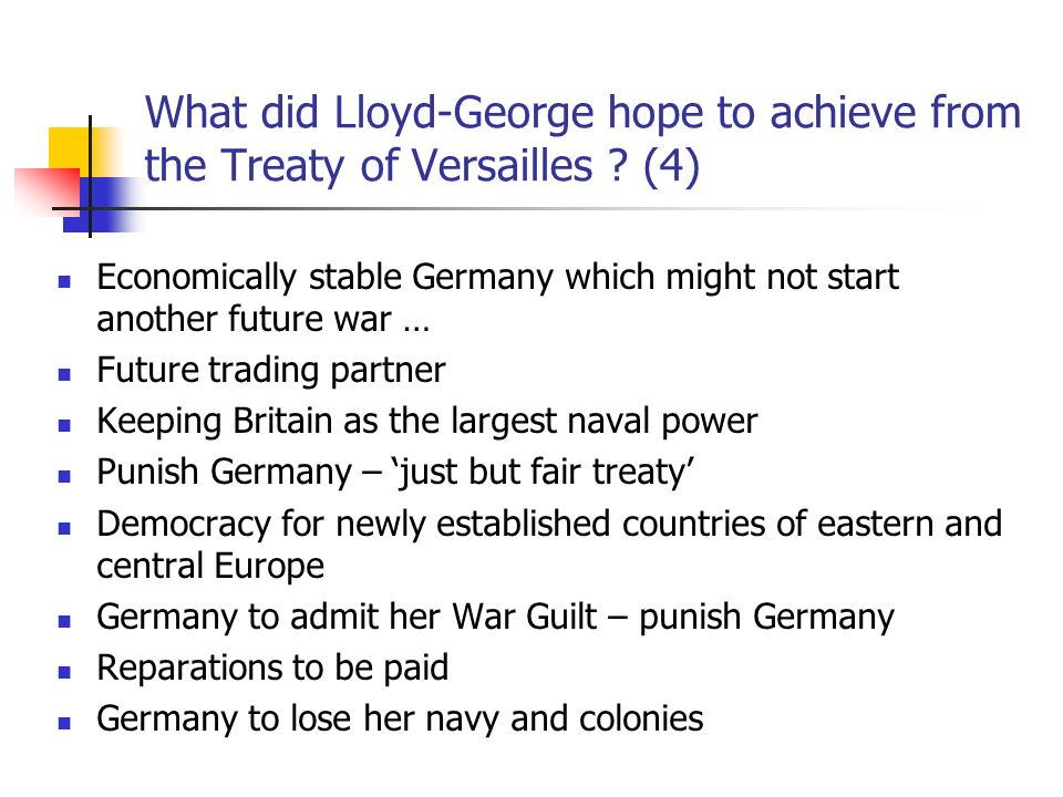 the question of fairness of the treaty of versailles The treaty of versailles imposed swingeing effects on germany i think that this question violates the terms of the treaty of versailles fairness.