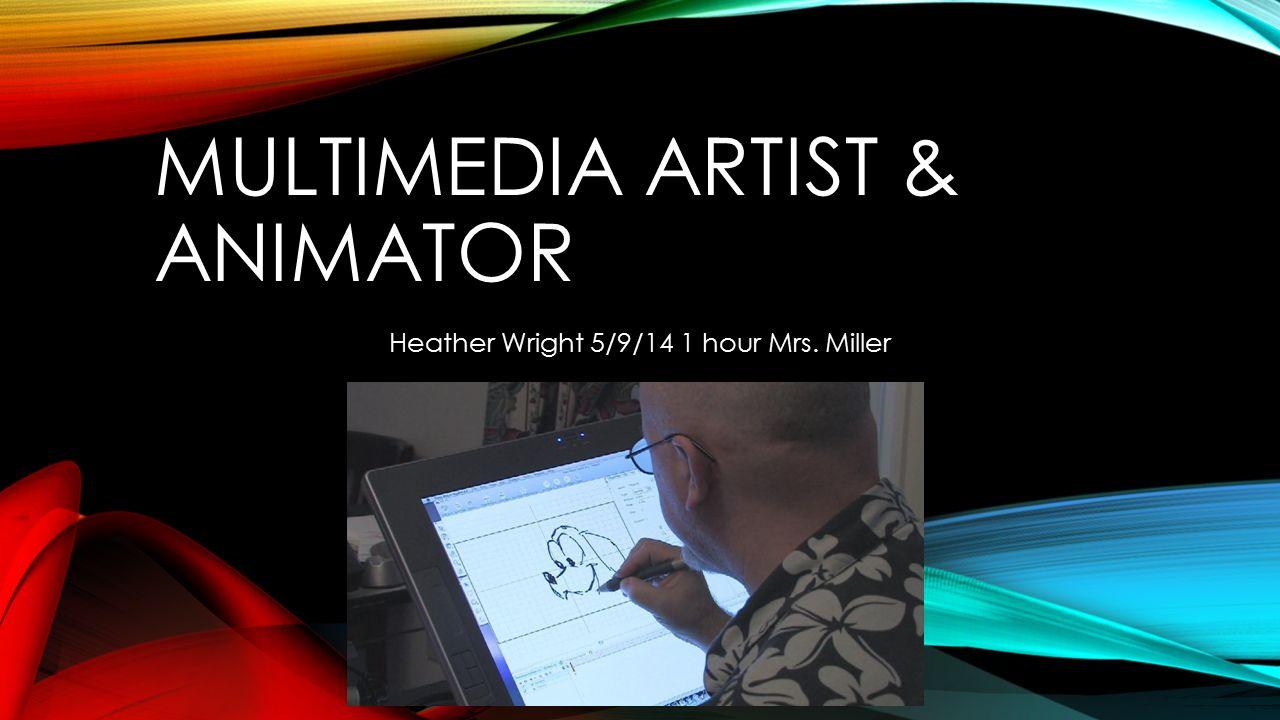 multimedia artist