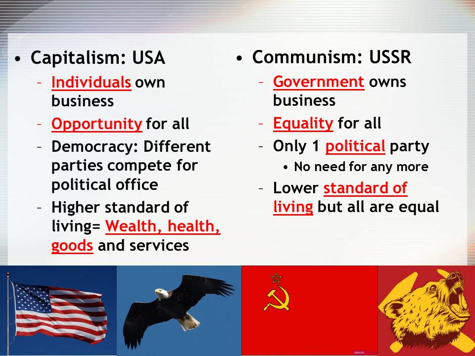 an analysis of communism and the material loss to the soviet union This essay will primarily analyse the factors that prevented the soviet union from why did the soviet union not invade poland history and a huge loss of.