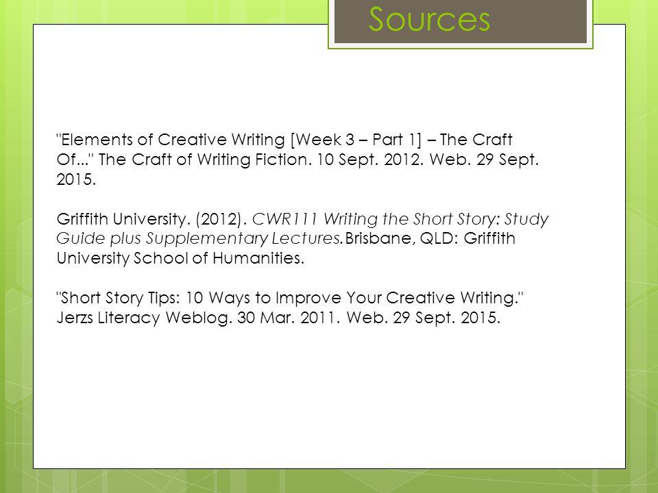 Creative Writing Courses Brisbane Qld