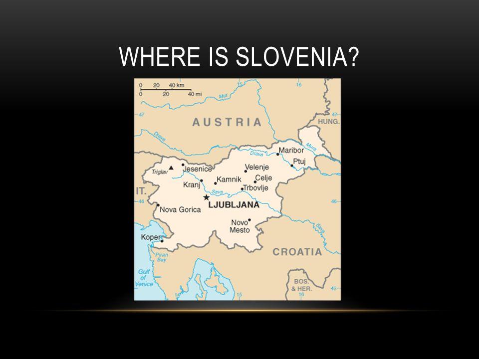 SLOVENIA WHERE IS SLOVENIA FACT FILE Population Current - Where is slovenia