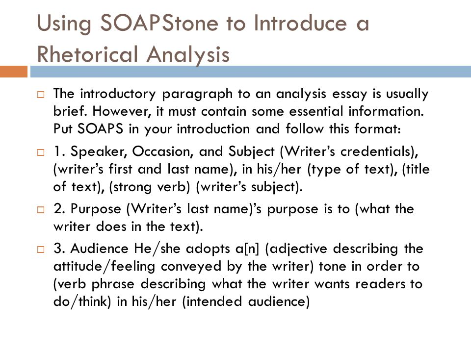 rhetorical analysis diction iuml uml the words diction language using soapstone to introduce a rhetorical analysis iuml130uml the introductory paragraph to an analysis essay is