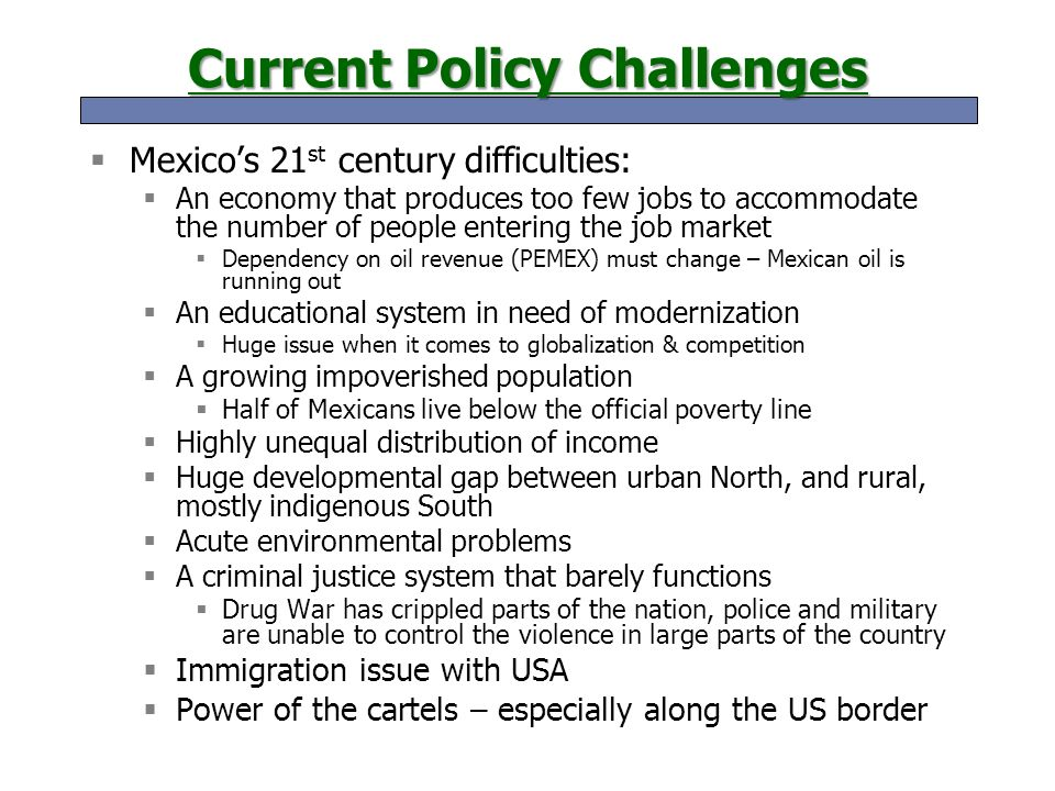 Chapter Eleven Politics In Mexico Comparative Politics Today E - Changes in us employment international mapping pearson education inc