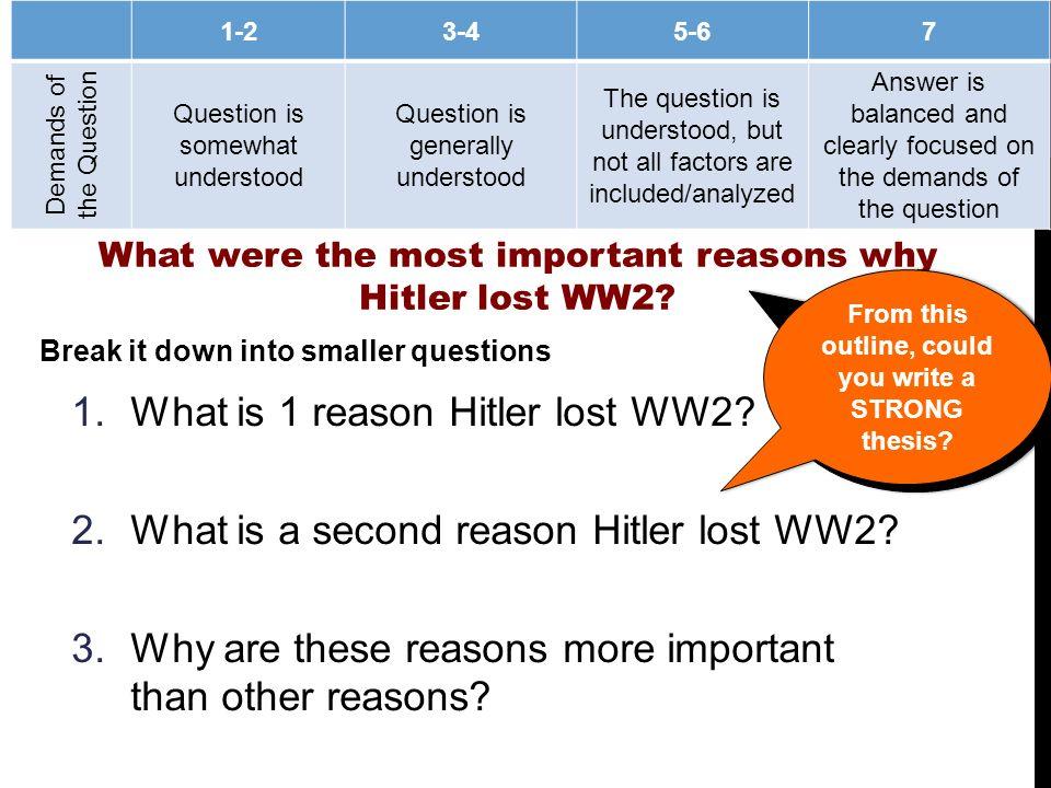 essential questions essay writing