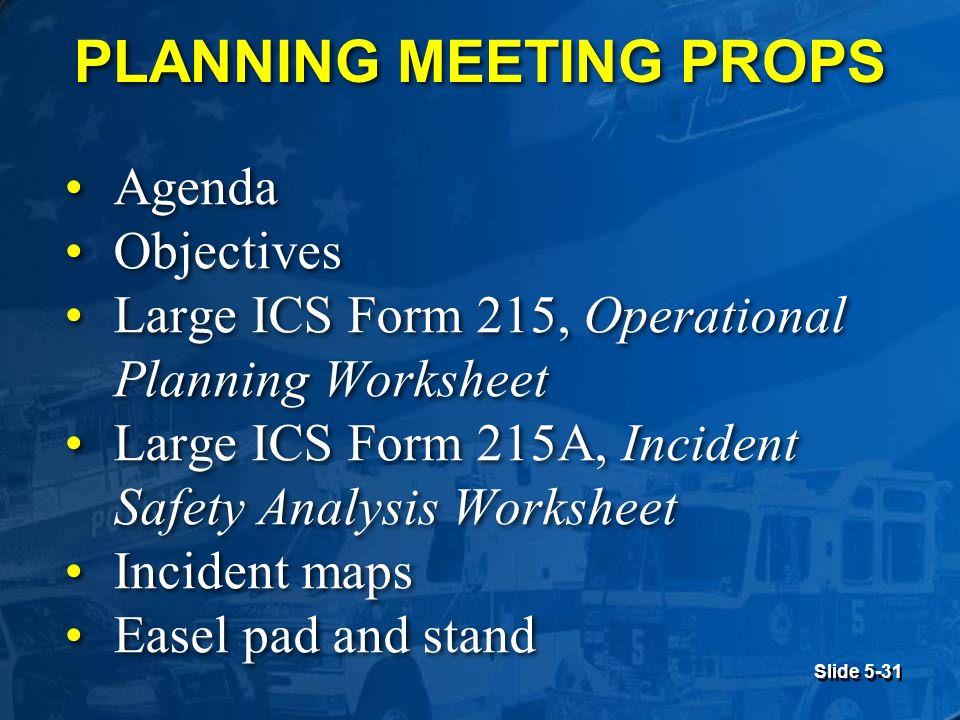 Slide 5-1 UNIT 5: THE PLANNING PROCESS. Slide 5-2 TERMINAL ...