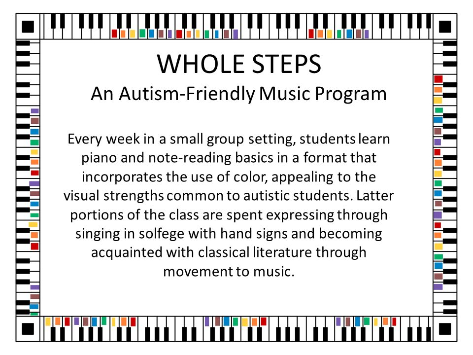 classical music program format