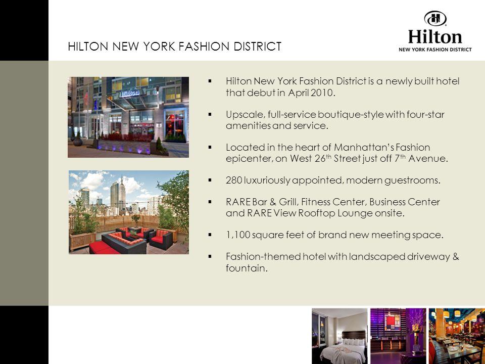 hilton new york fashion district new york