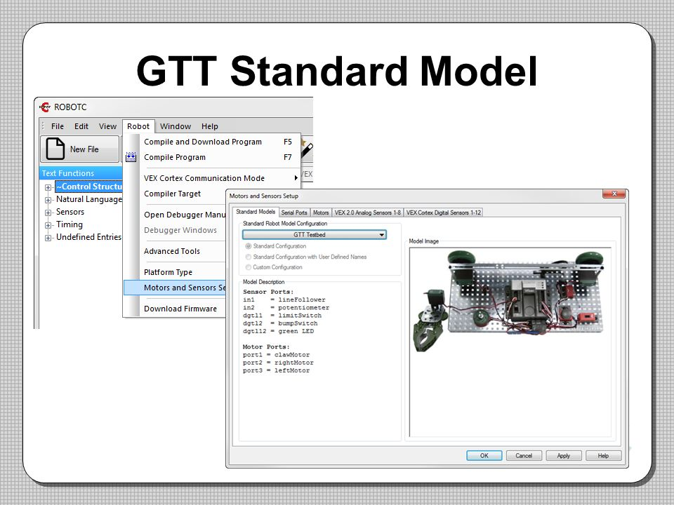 slide_7 robotc for testbed � 2011 project lead the way, inc automation and  at virtualis.co