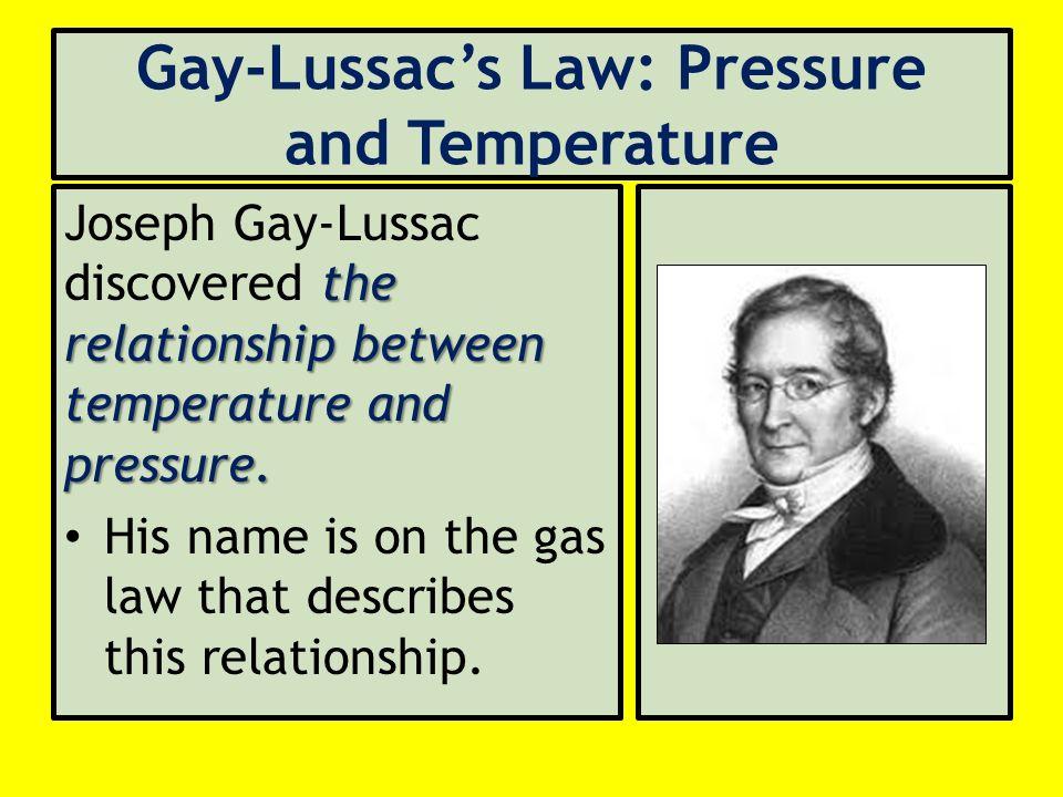 joseph gay lussac