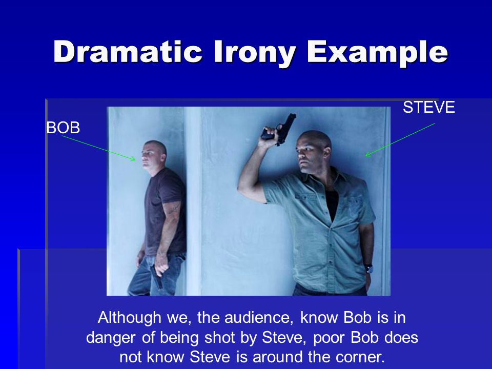 Useful literary Terms & Definitions - 2. Irony  Situational Irony ...