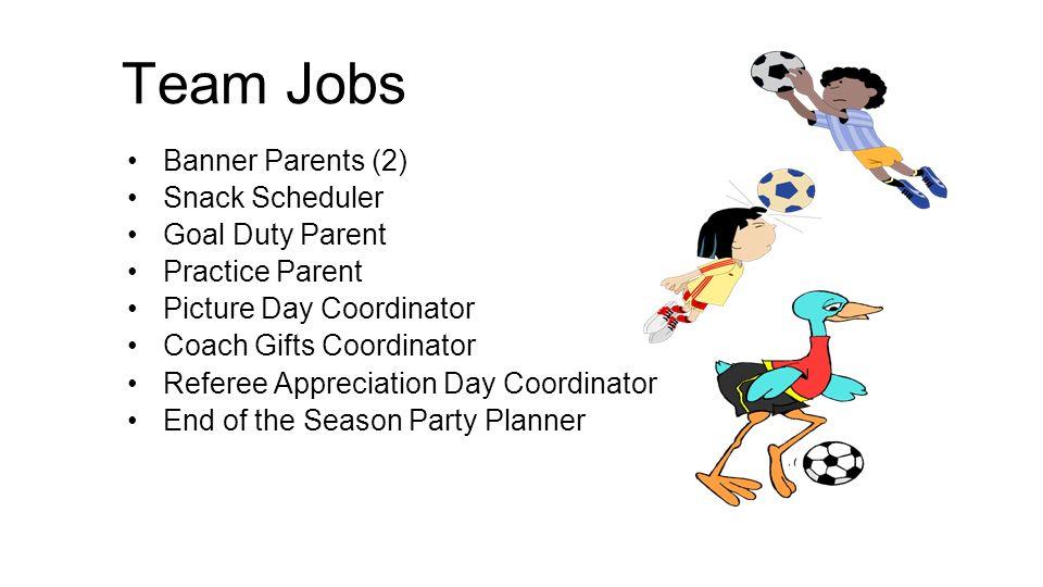 Team Parent Training Spring Team Parent Job Description Meet With