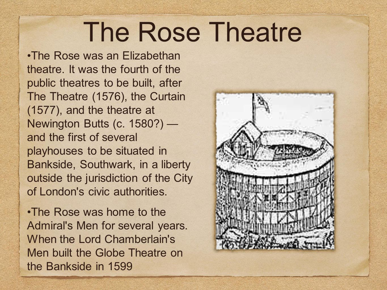 rose theatre london